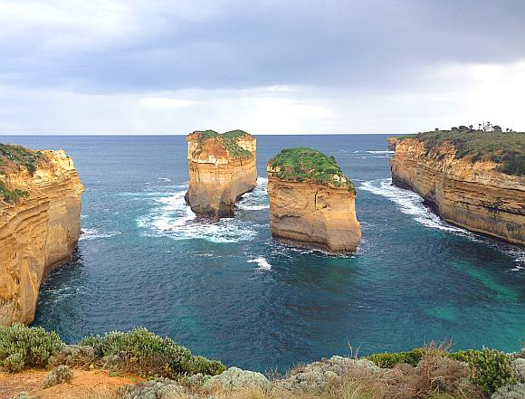 Great Ocean Road Island Arc