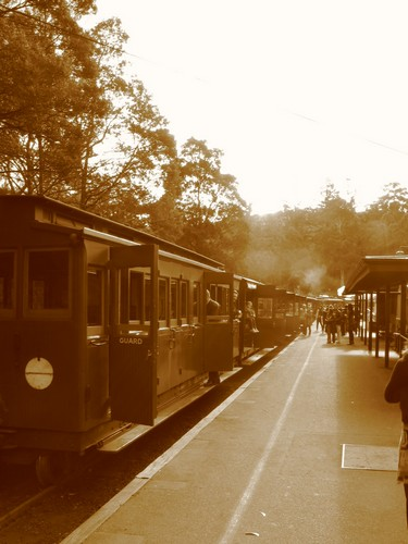 Puffing.Billy.Train.Ride