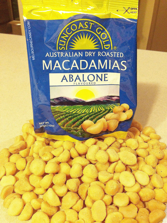 abalone macadamia nuts australia