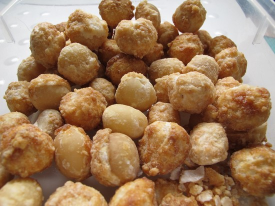 macadamia nuts australia