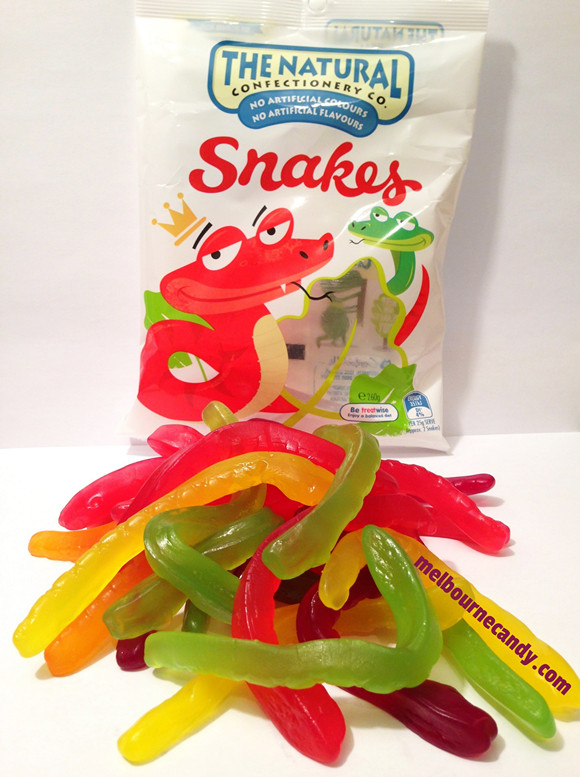 snakes candy
