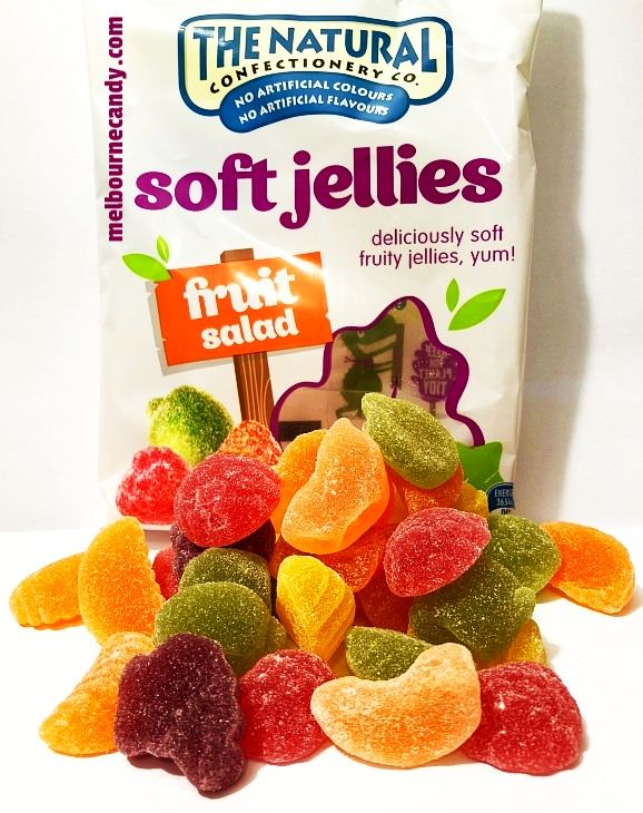 soft jellies candy