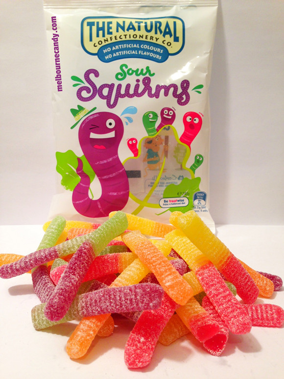 squirms candy